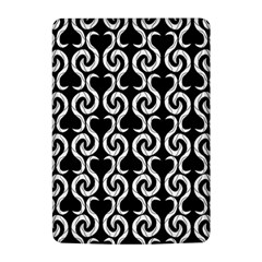 Black and white pattern Kindle 4