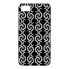 Black and white pattern BlackBerry Z10