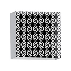 Black and white pattern 4 x 4  Acrylic Photo Blocks