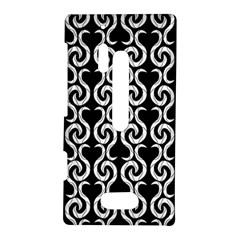 Black and white pattern Nokia Lumia 928