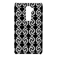 Black and white pattern LG G2