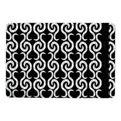 Black and white pattern Samsung Galaxy Tab Pro 10.1  Flip Case