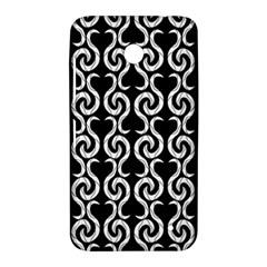 Black and white pattern Nokia Lumia 630