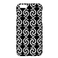 Black and white pattern Apple iPhone 6 Plus/6S Plus Hardshell Case