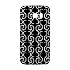 Black and white pattern Galaxy S6 Edge