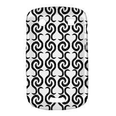 White and black elegant pattern Bold Touch 9900 9930