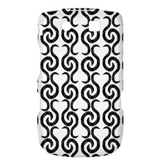 White and black elegant pattern Torch 9800 9810