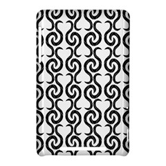 White and black elegant pattern Nexus 7 (2012)