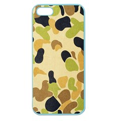 Camouflage Pattern Army Apple Seamless iPhone 5 Case (Color)