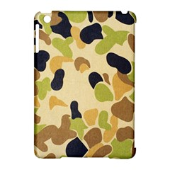 Camouflage Pattern Army Apple iPad Mini Hardshell Case (Compatible with Smart Cover)