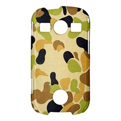 Camouflage Pattern Army Samsung Galaxy S7710 Xcover 2 Hardshell Case