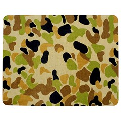 Camouflage Pattern Army Jigsaw Puzzle Photo Stand (rectangular)
