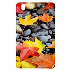 Colorful Leaves Stones Samsung Galaxy Tab Pro 8.4 Hardshell Case