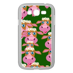 Cow Pattern Samsung Galaxy Grand DUOS I9082 Case (White)