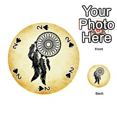 Dream Catcher Playing Cards 54 (Round)