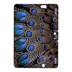 Feathers Peacock Light Kindle Fire HDX 8.9  Hardshell Case