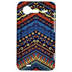 Cute Hand Drawn Ethnic Pattern HTC Incredible S Hardshell Case