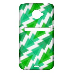Geometric Art Pattern HTC Evo 4G LTE Hardshell Case
