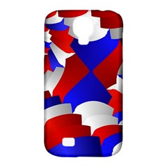 Happy Memorial Day Samsung Galaxy S4 Classic Hardshell Case (PC+Silicone)