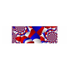 Happy Memorial Day Satin Scarf (Oblong)