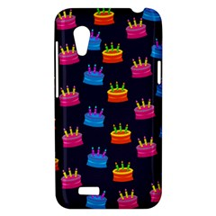 Seamless Tile Repeat Pattern HTC Desire VT (T328T) Hardshell Case
