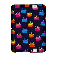 Seamless Tile Repeat Pattern Amazon Kindle Fire (2012) Hardshell Case