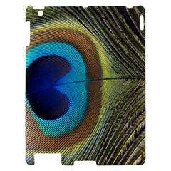Single Peacock Apple iPad 2 Hardshell Case