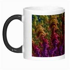 Fractal Art Design Colorful Morph Mugs