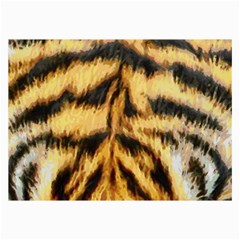 Tiger Fur Painting Collage Prints