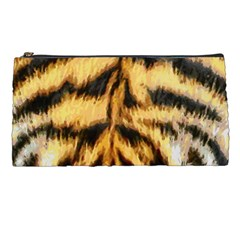 Tiger Fur Painting Pencil Cases
