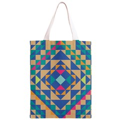 Tiling Pattern Classic Light Tote Bag