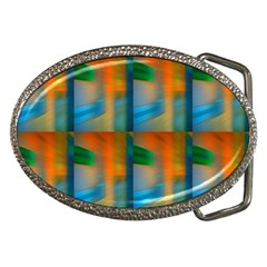 Wall Of Colour Duplication Belt Buckles