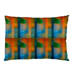 Wall Of Colour Duplication Pillow Case