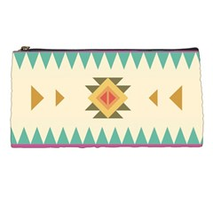 Your First Aztec Pattern Pencil Cases