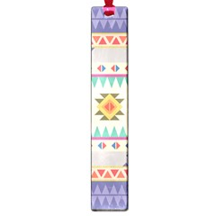 Your First Aztec Pattern Large Book Marks