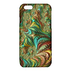 Fractal Artwork Pattern Digital iPhone 6/6S TPU Case