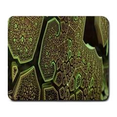 Fractal Complexity 3d Dimensional Large Mousepads