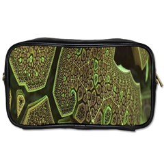 Fractal Complexity 3d Dimensional Toiletries Bags 2-Side