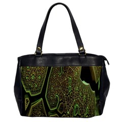 Fractal Complexity 3d Dimensional Office Handbags