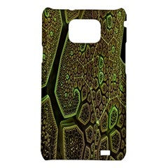 Fractal Complexity 3d Dimensional Samsung Galaxy S2 i9100 Hardshell Case