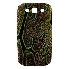 Fractal Complexity 3d Dimensional Samsung Galaxy S III Hardshell Case