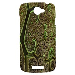 Fractal Complexity 3d Dimensional HTC One S Hardshell Case