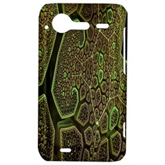 Fractal Complexity 3d Dimensional HTC Incredible S Hardshell Case