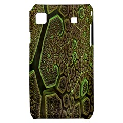 Fractal Complexity 3d Dimensional Samsung Galaxy S i9000 Hardshell Case