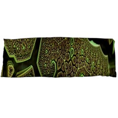Fractal Complexity 3d Dimensional Body Pillow Case Dakimakura (Two Sides)