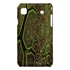 Fractal Complexity 3d Dimensional Samsung Galaxy S i9008 Hardshell Case