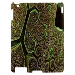Fractal Complexity 3d Dimensional Apple iPad 2 Hardshell Case