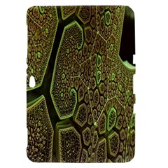 Fractal Complexity 3d Dimensional Samsung Galaxy Tab 8.9  P7300 Hardshell Case