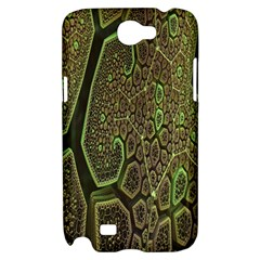 Fractal Complexity 3d Dimensional Samsung Galaxy Note 2 Hardshell Case