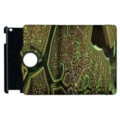 Fractal Complexity 3d Dimensional Apple iPad 2 Flip 360 Case